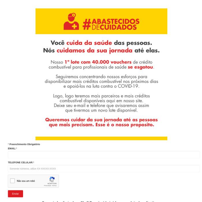 AbastecidosDeCuidados.com.br