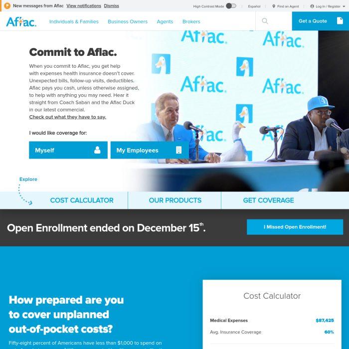 Aflac.com