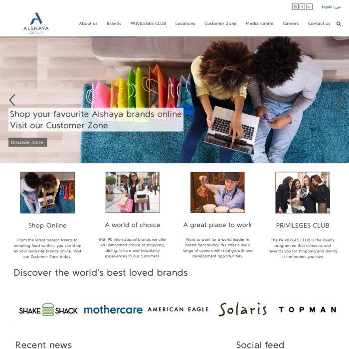 Alshaya.com