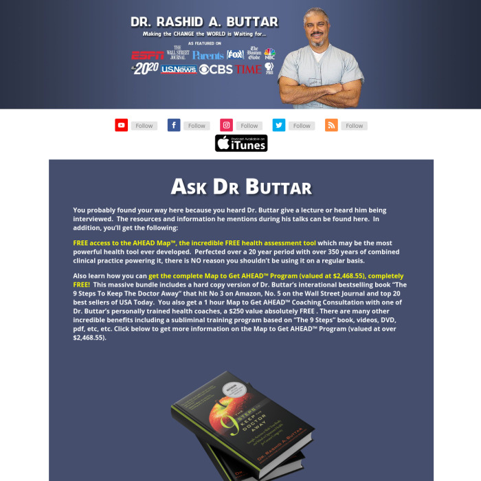 AskDrButtar.com