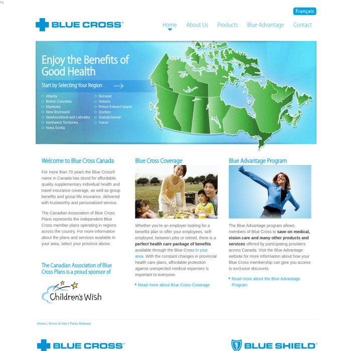 BlueCross.ca