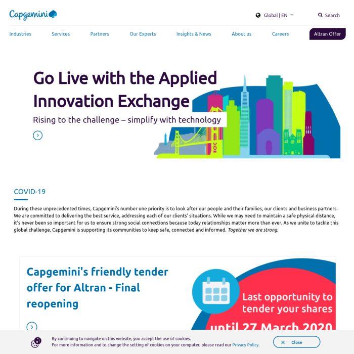 Capgemini.com