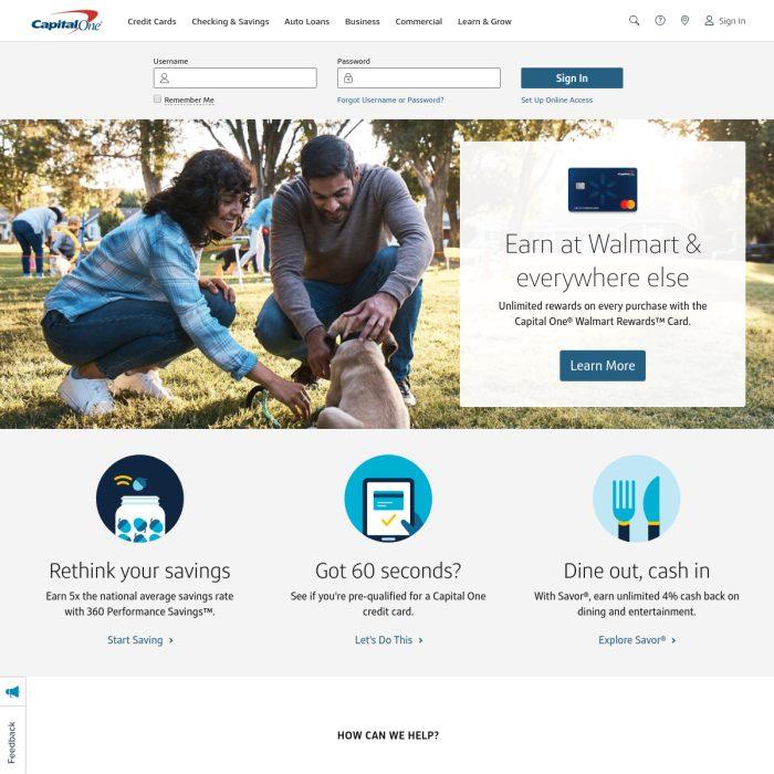 CapitalOne.com