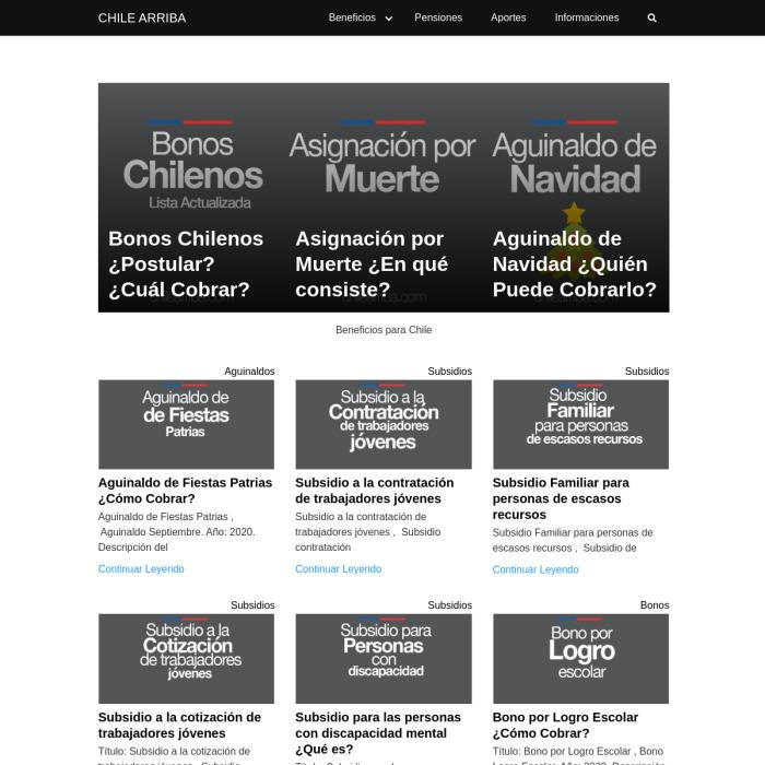 ChileArriba.com