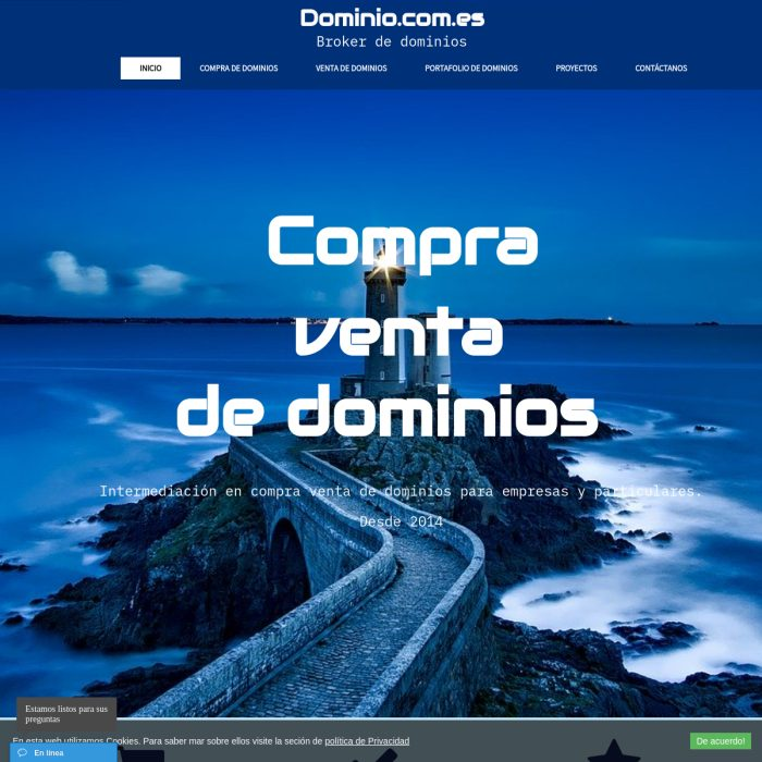 Dominio.com.es