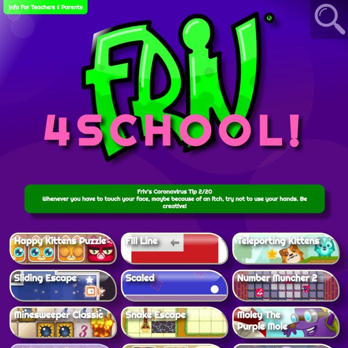 FRIV4School.com
