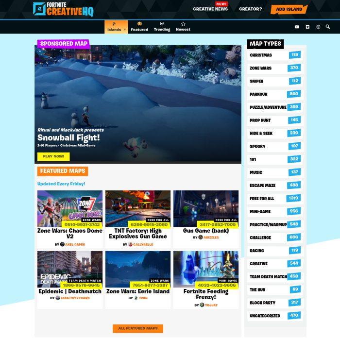 FortniteCreativeHQ.com