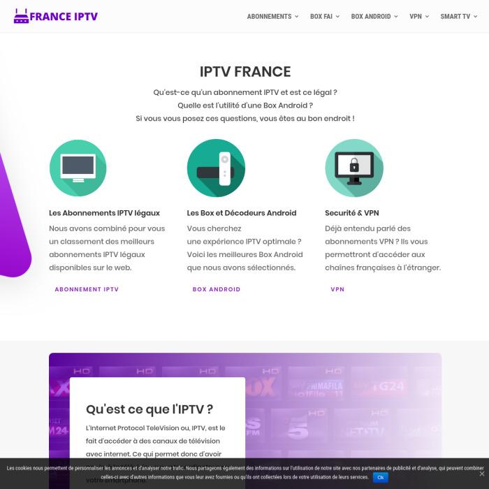 FranceIPTV.fr