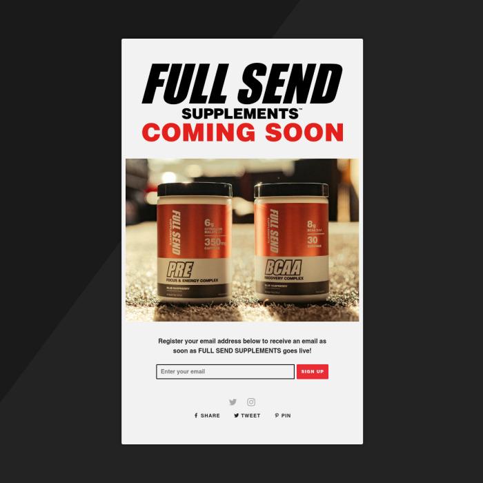 FullSendSupps.com