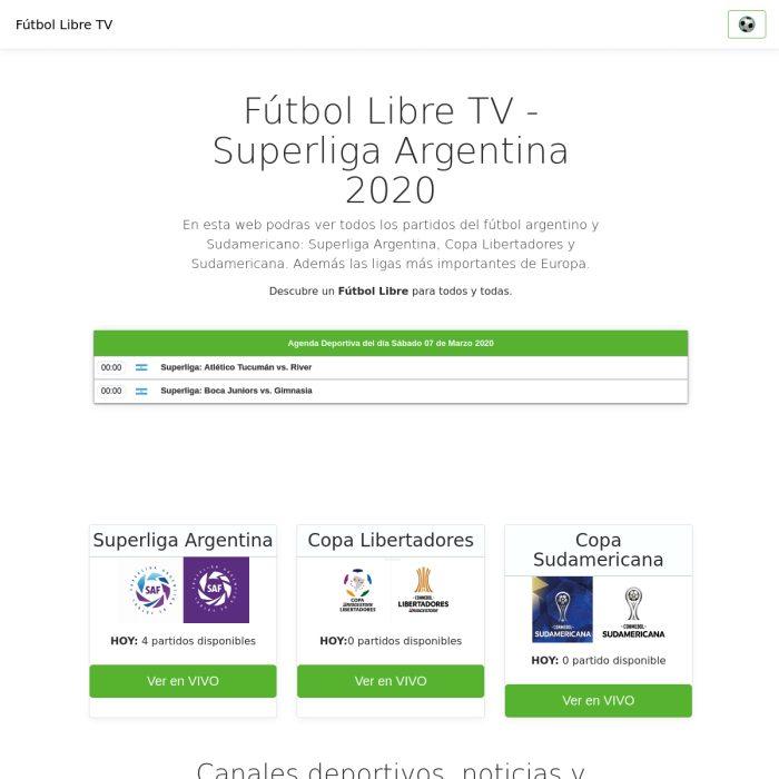FutbolLibre.online