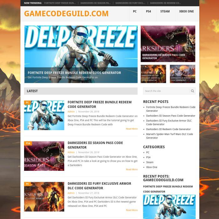 GameCodeGuild.com