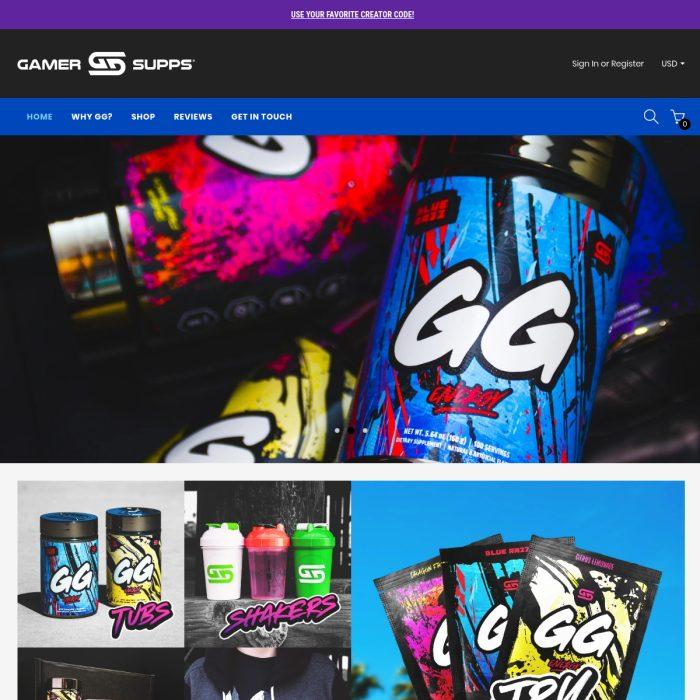 GamerSupps.gg