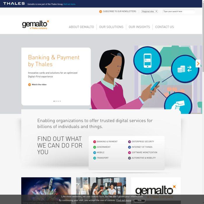Gemalto.com