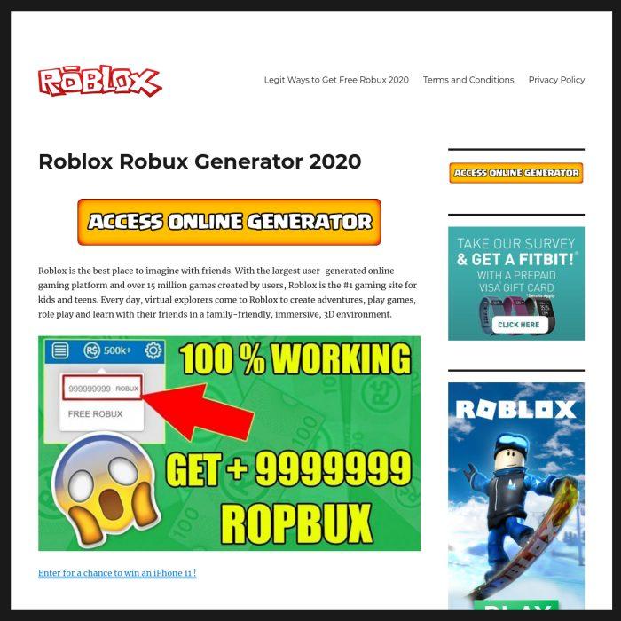 GettingRobux.com