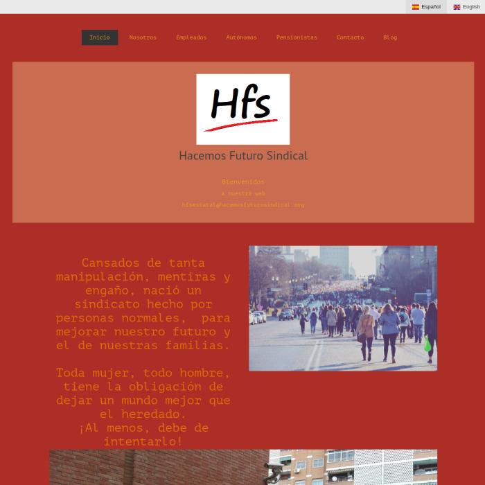 HacemosFuturoSindical.org