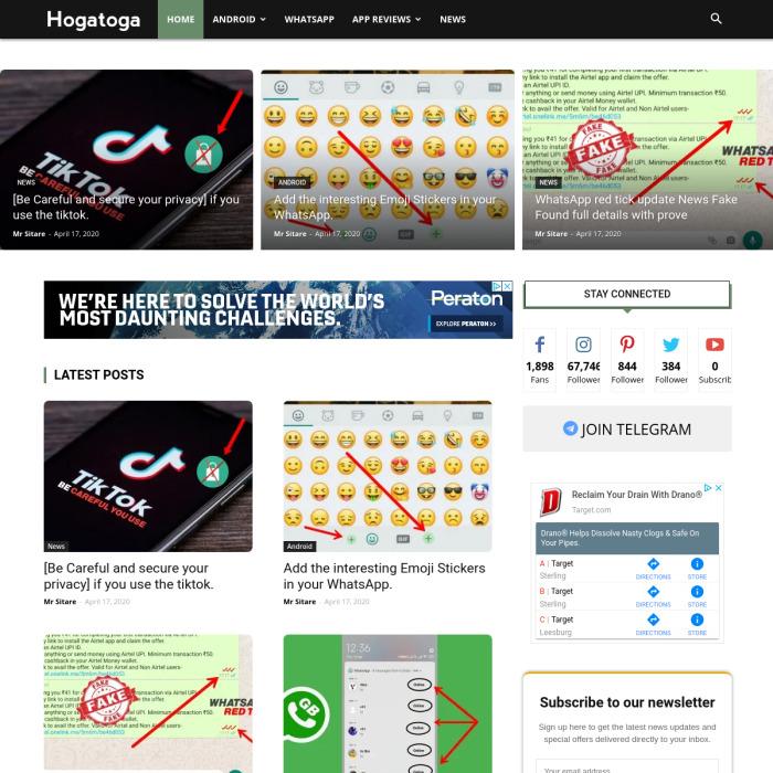 Hogatoga.com