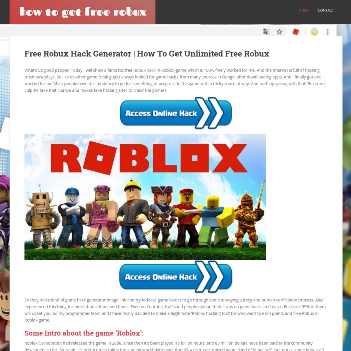 HowtoGetFreeRobux.site