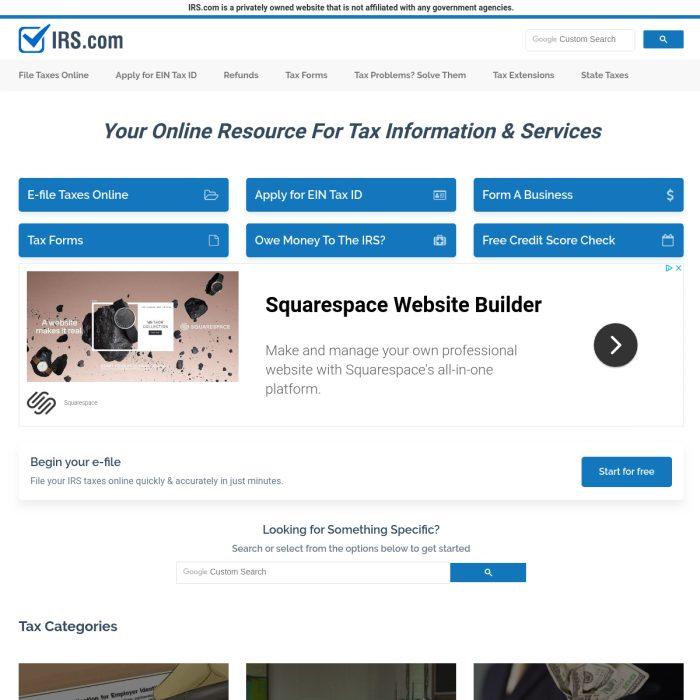 IRS.com