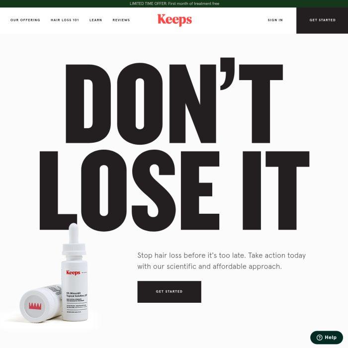 Keeps.com