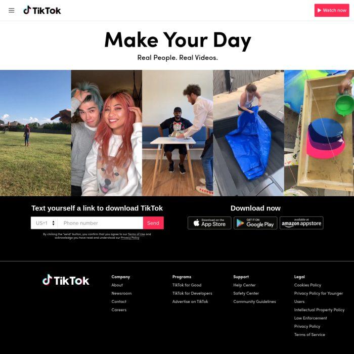 M.TikTok.com