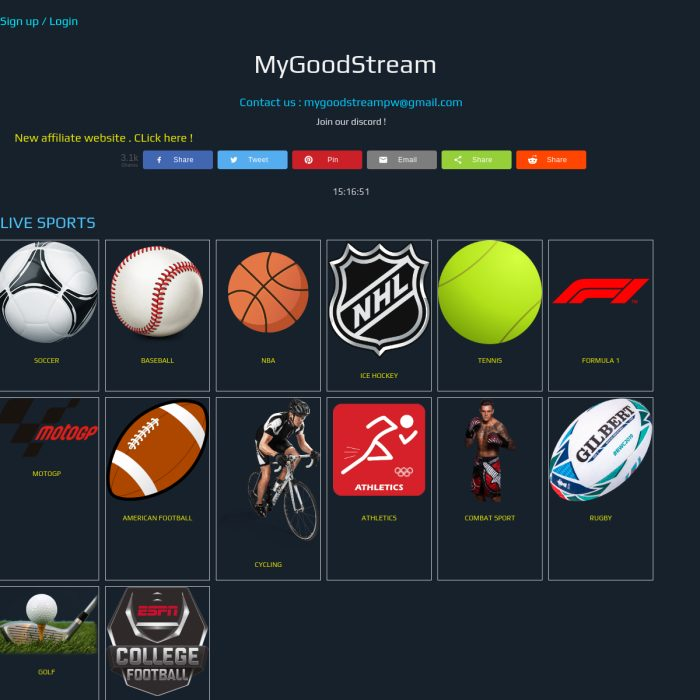 MyGoodStream.pw