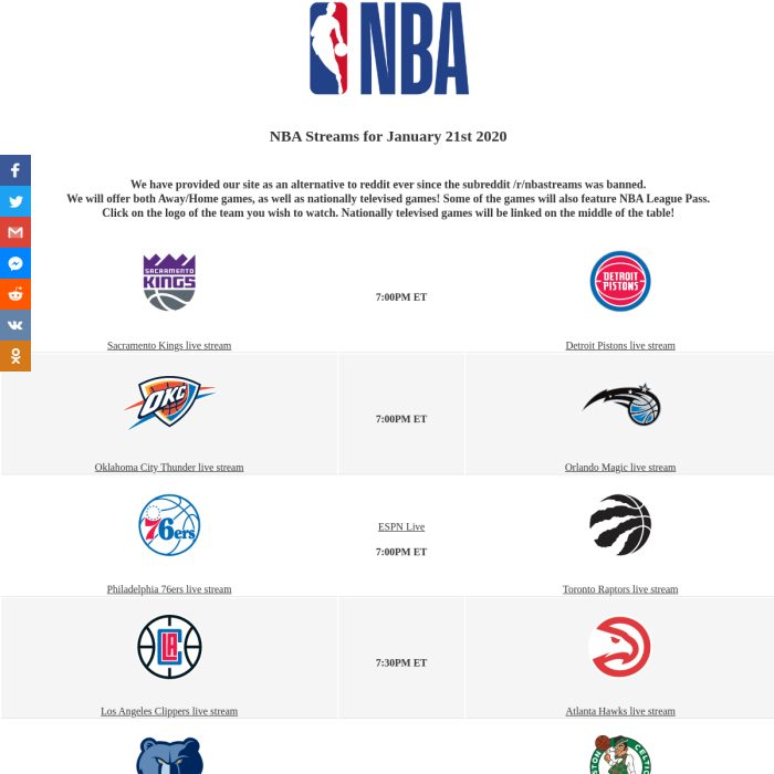 NBA-Streams.xyz