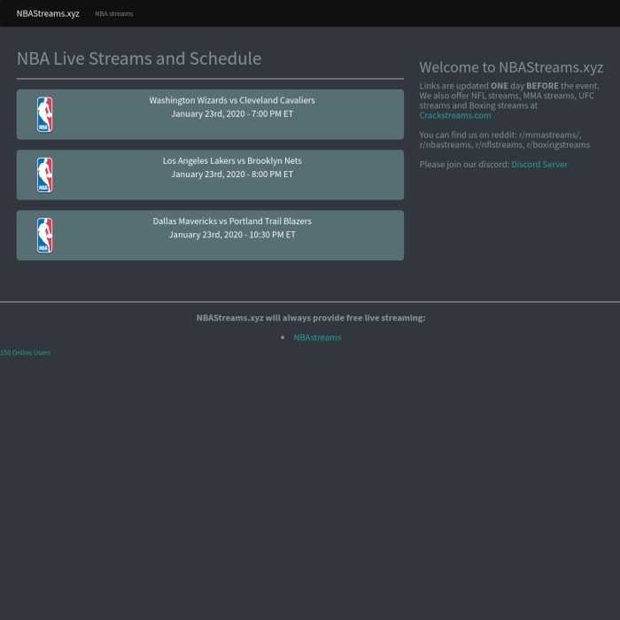 NBAStreams.xyz