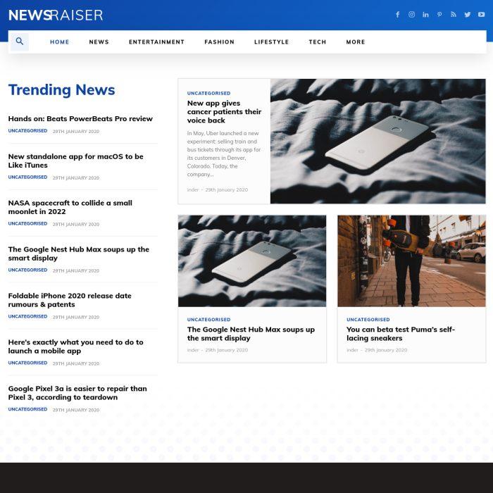 NewsRaiser.com