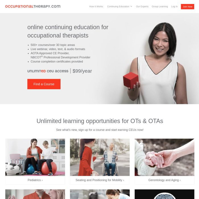 OccupationalTherapy.com