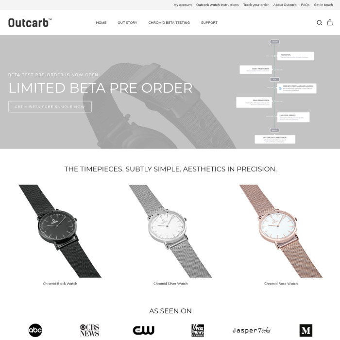 OutcarbWatches.com