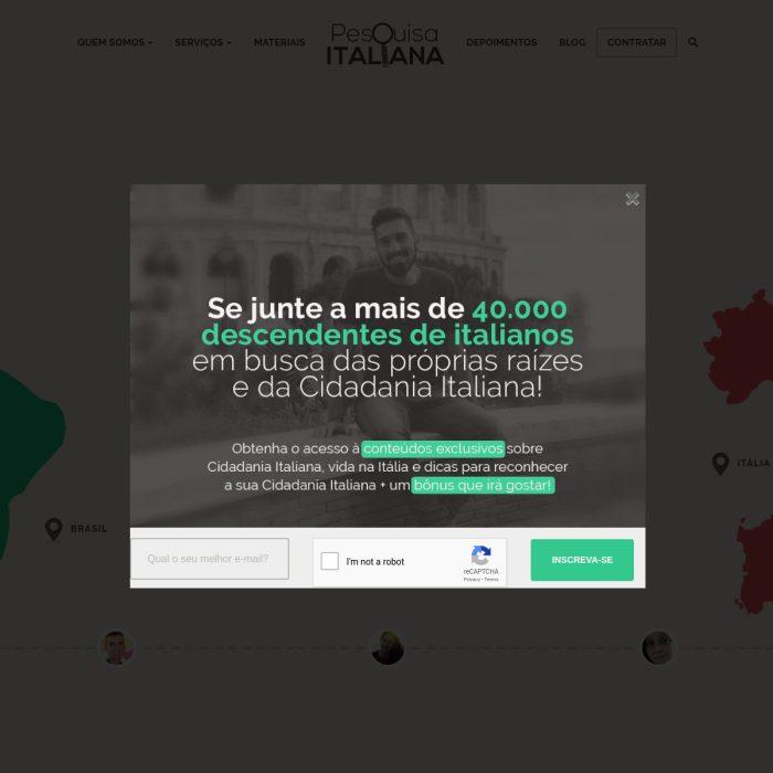PesquisaItaliana.com.br