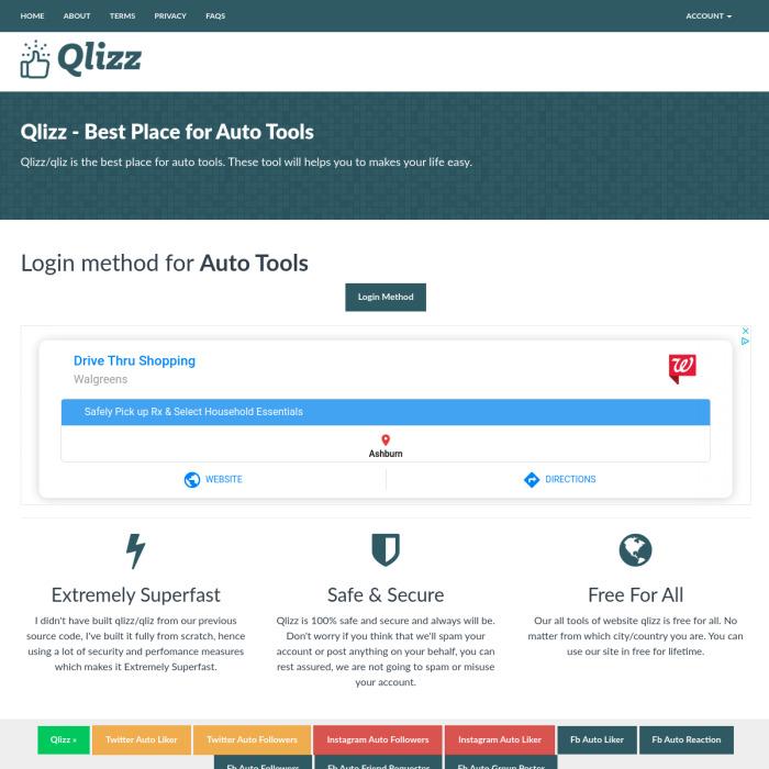 Qlizz.com