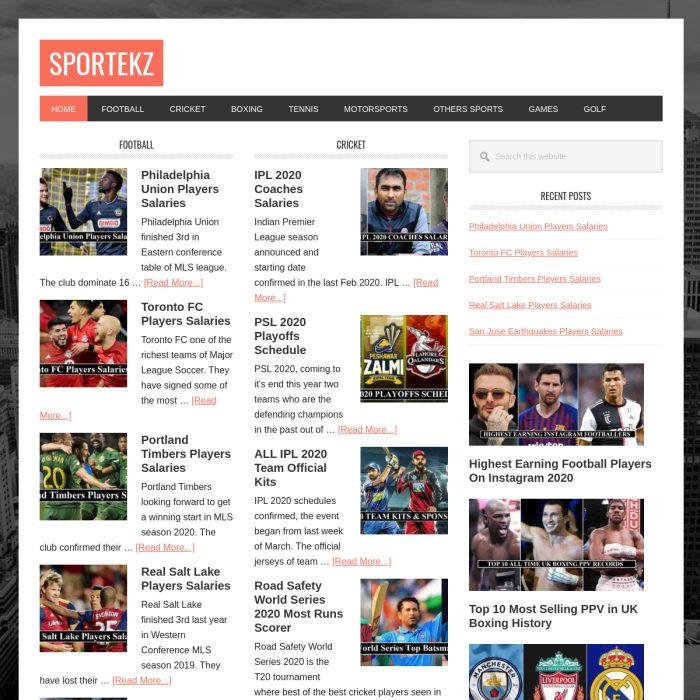 SPORTEKZ.com