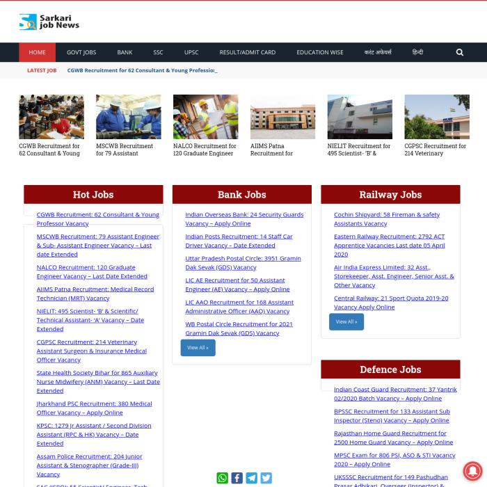 SarkariJobNews.com
