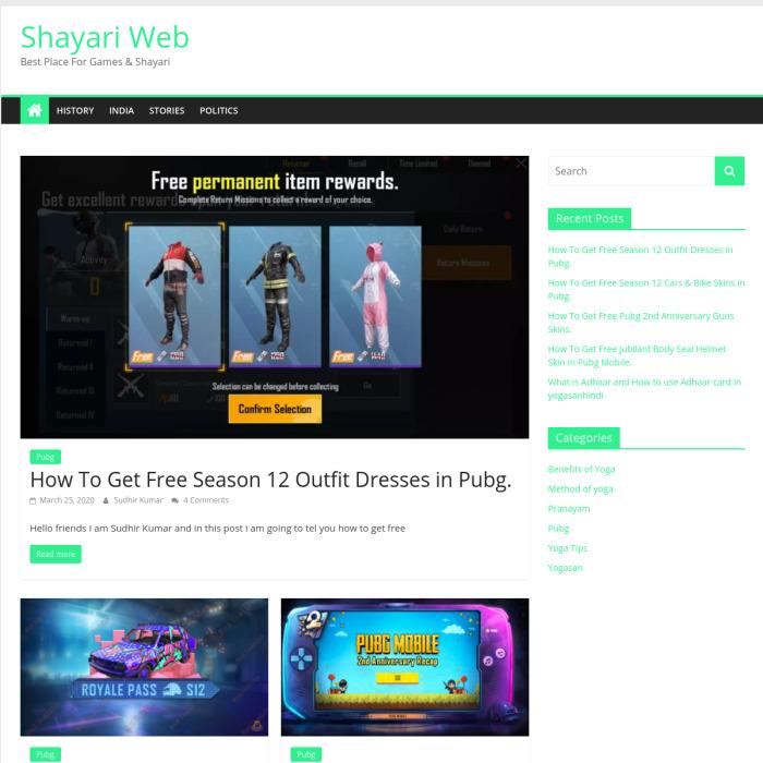 ShayariWeb.xyz
