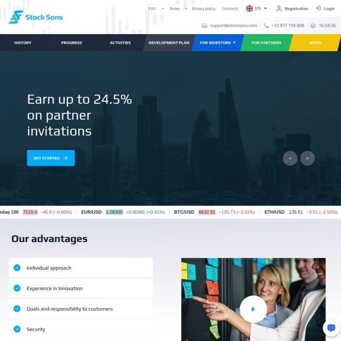 StockSons.com
