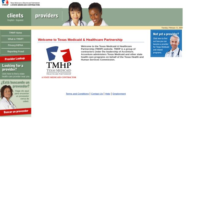 TMHP.com