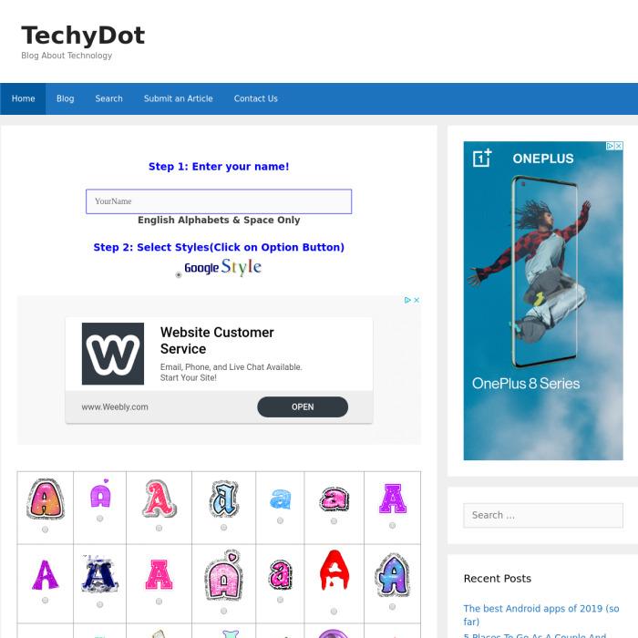 TechyDot.com