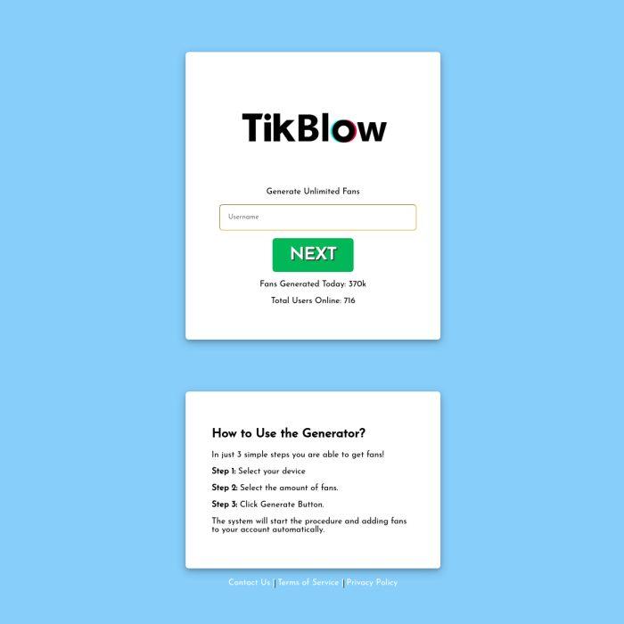 TikBlow.com