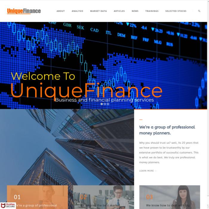 Unique.finance