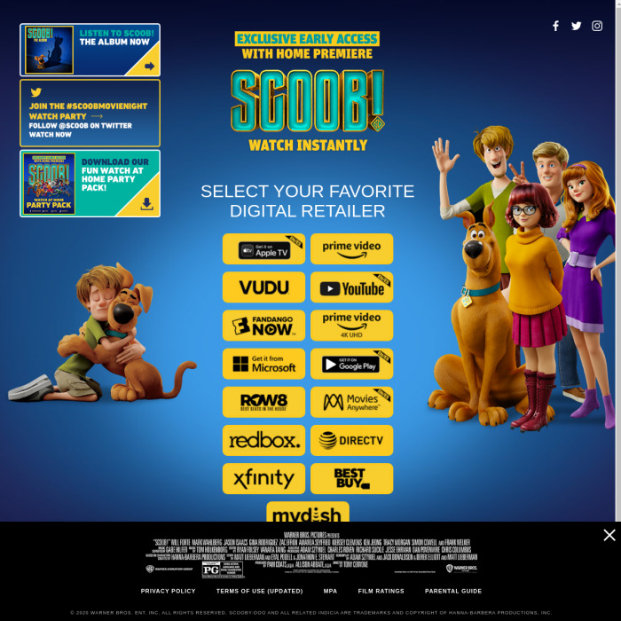 WatchScoob.com