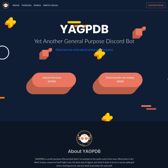 YAGPDB.xyz
