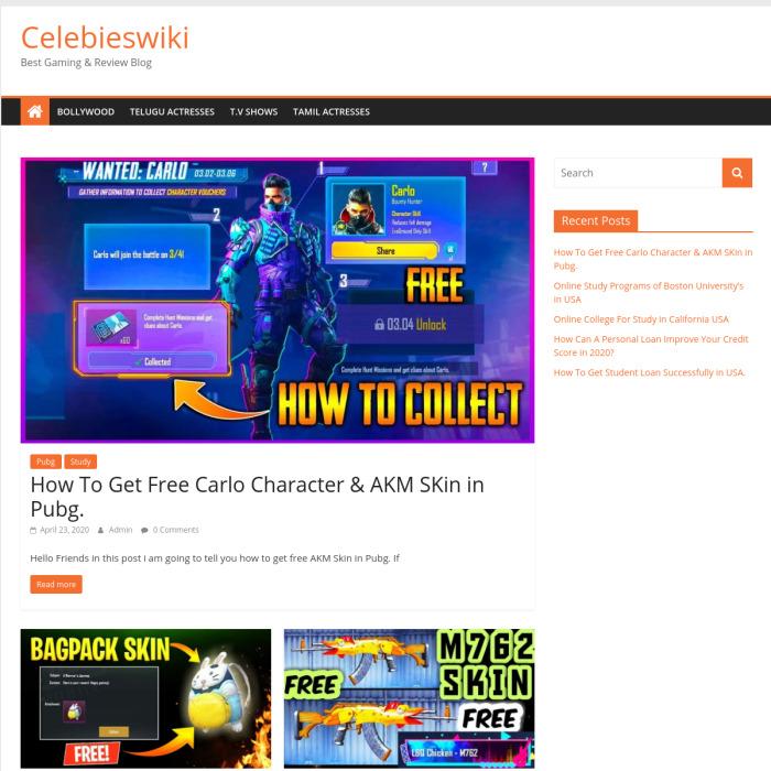celebieswiki.com