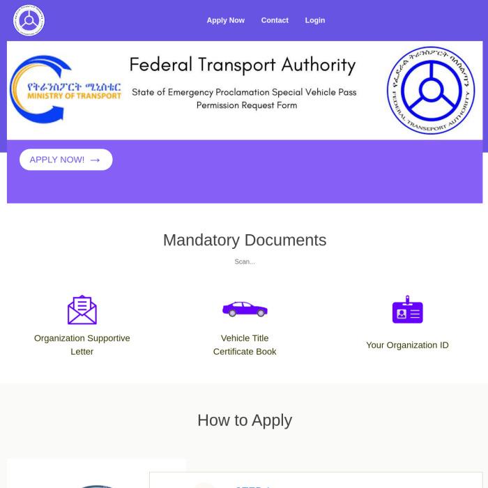 ePass.FTA.gov.et