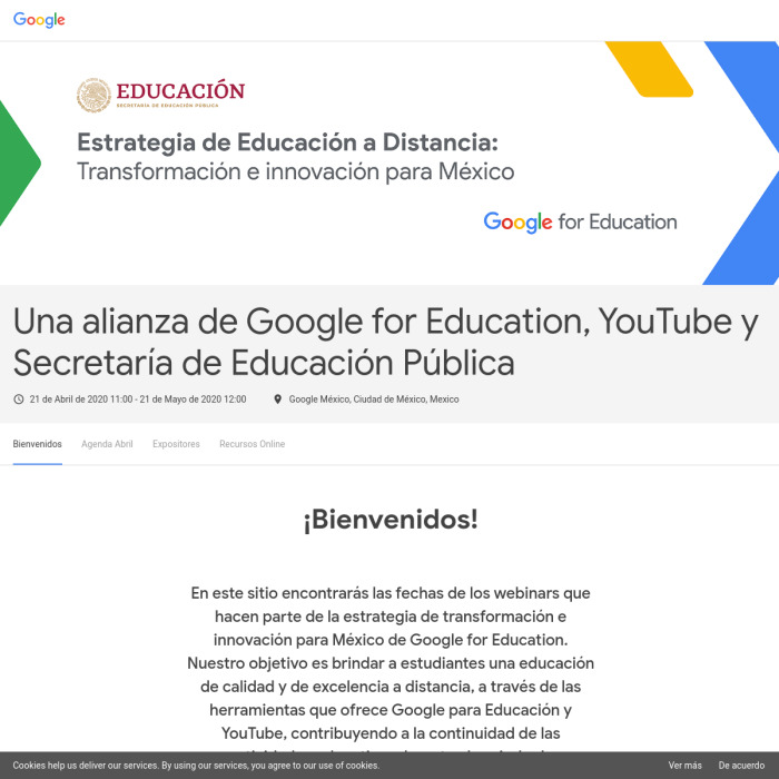 gg.gg educacionadistanciaMX
