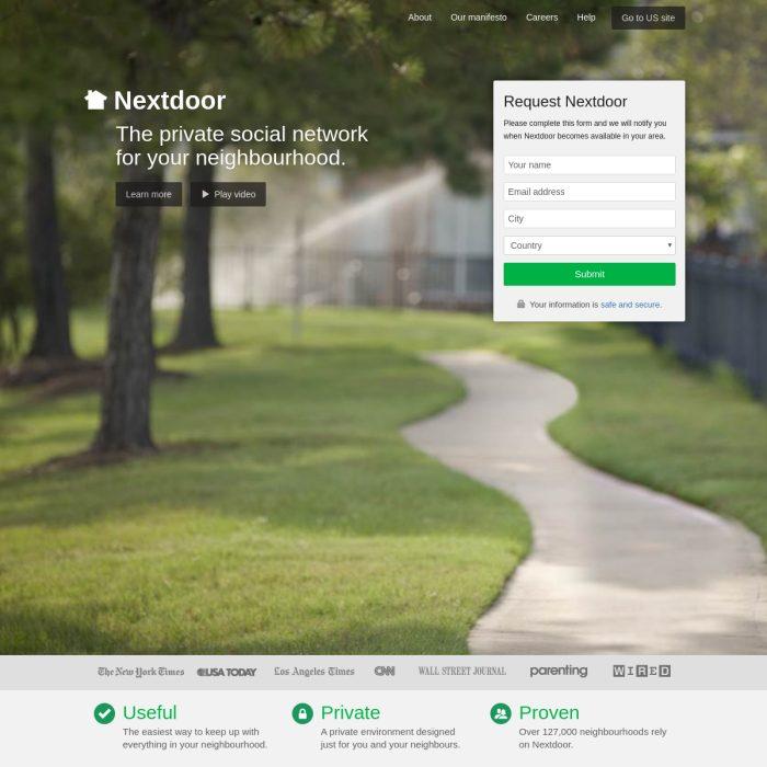 global.Nextdoor.com