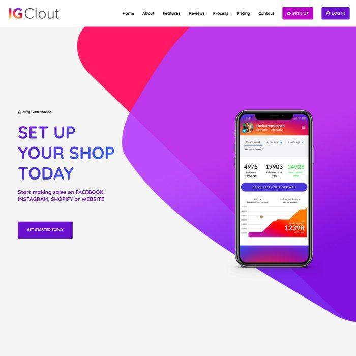 igclout.com