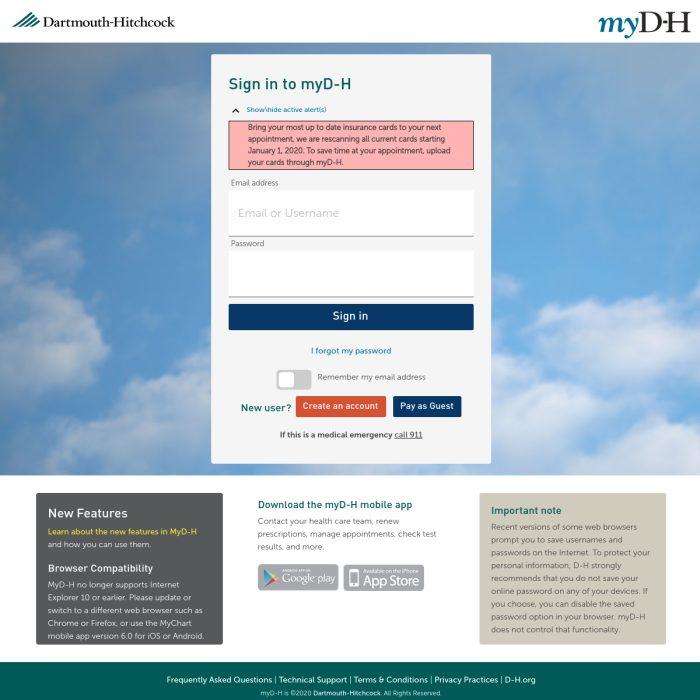 myDH.org