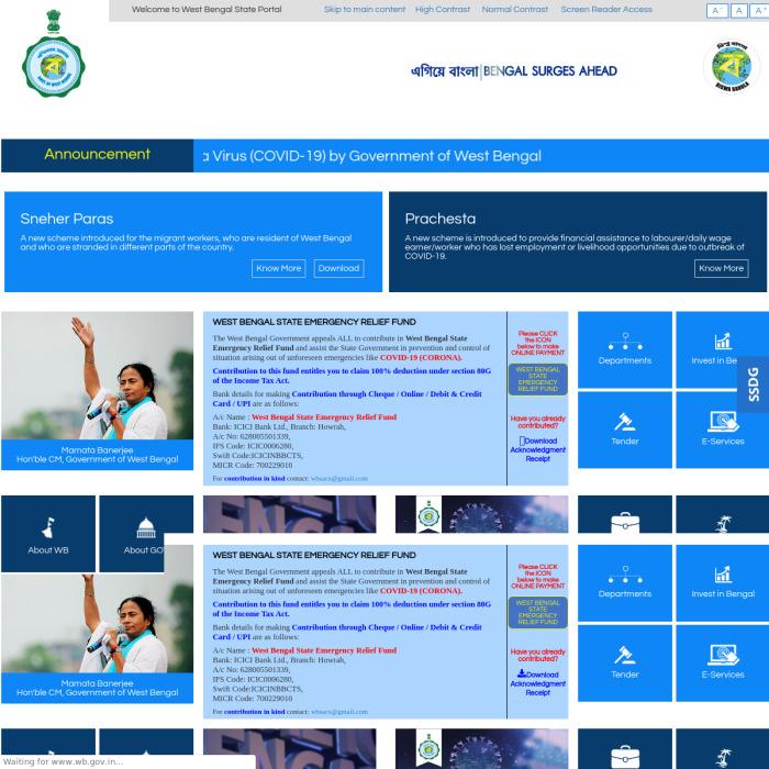 www.WB.gov.in