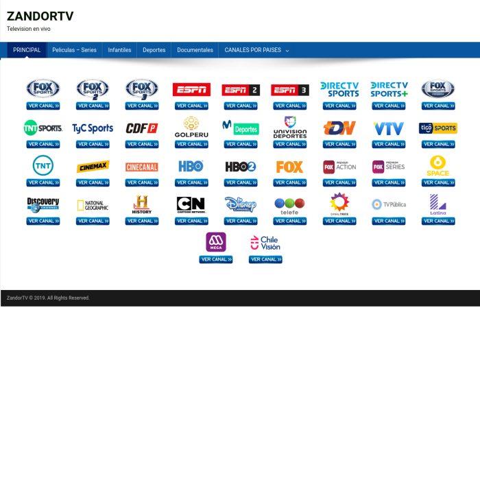 www.ZandorTV.net